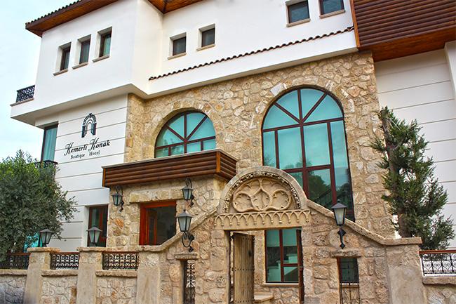 Kemerli Konak Butik Otel Açıldı